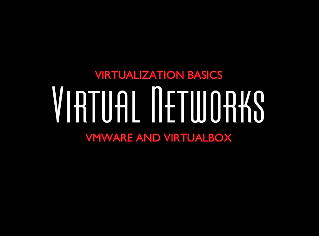 Introduction to Virtual Networks - Title Slide