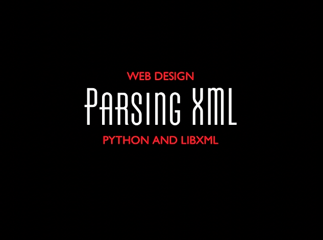 Parsing XML with Python (Part 1, Installation)